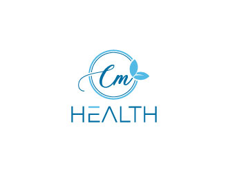 Chris Miller Health logo design concepts #15
