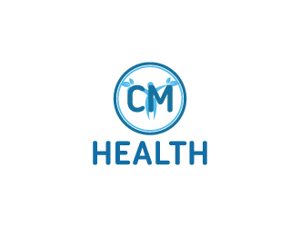 Chris Miller Health logo design concepts #16