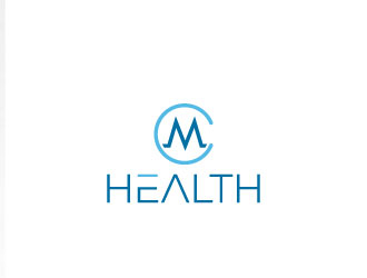 Chris Miller Health logo design concepts #18