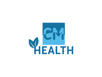 Chris Miller Health logo design concepts #19