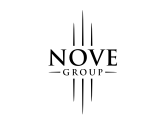 Nove Group logo design concepts #1