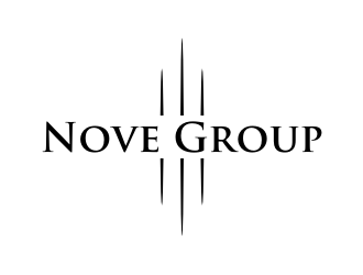 Nove Group logo design concepts #2