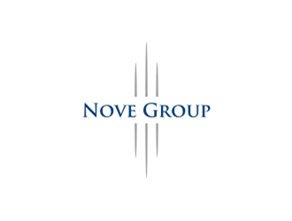 Nove Group logo design concepts #4