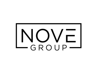 Nove Group logo design concepts #6
