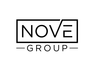 Nove Group logo design concepts #7