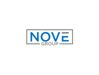 Nove Group logo design concepts #9