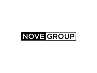 Nove Group logo design concepts #10
