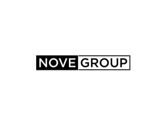 Nove Group logo design concepts #11