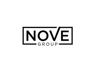 Nove Group logo design concepts #12