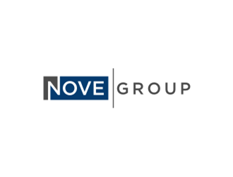 Nove Group logo design concepts #13