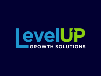 LevelUp Growth Solutions  Logo Design