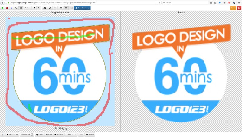 3 easy ways to make your logo background transparent in PNG format