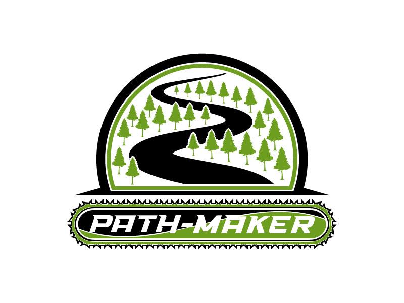 Path-Maker Logo Design
