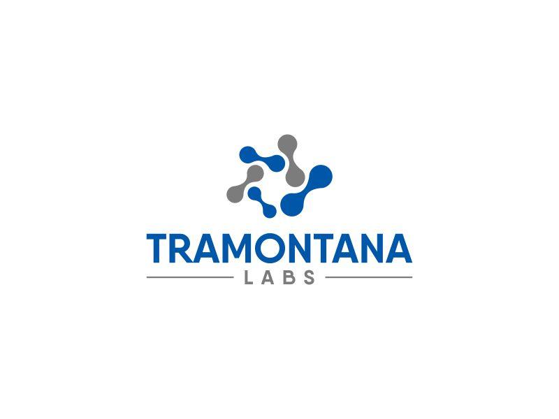 Tramontana Labs Logo Design