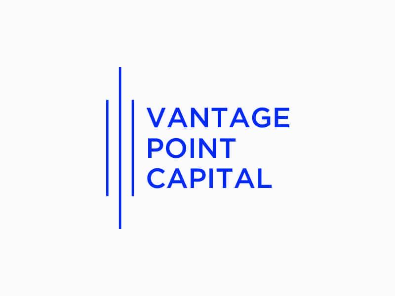 Vantage Point Capital Logo Design