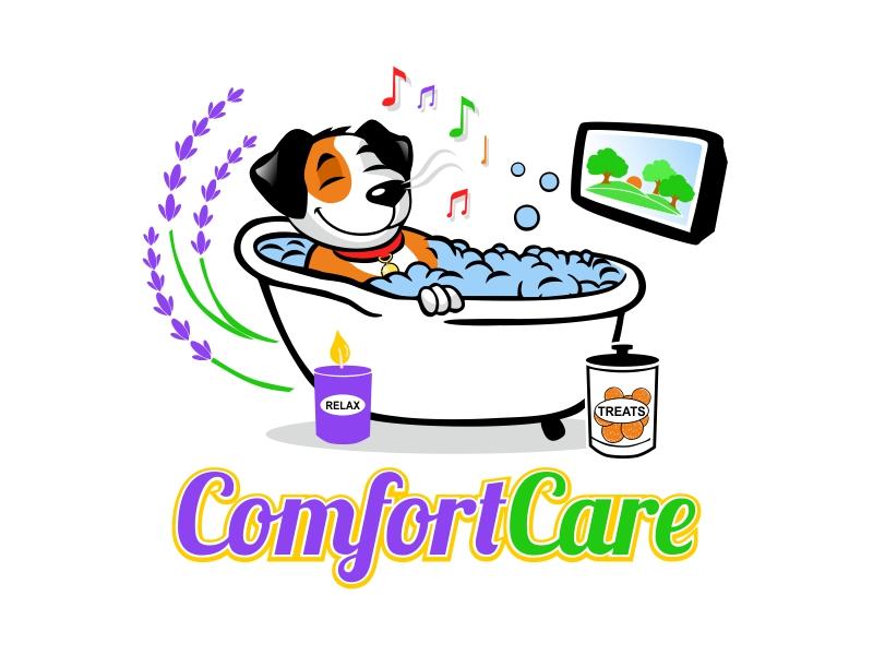 ComfortCare Logo Design
