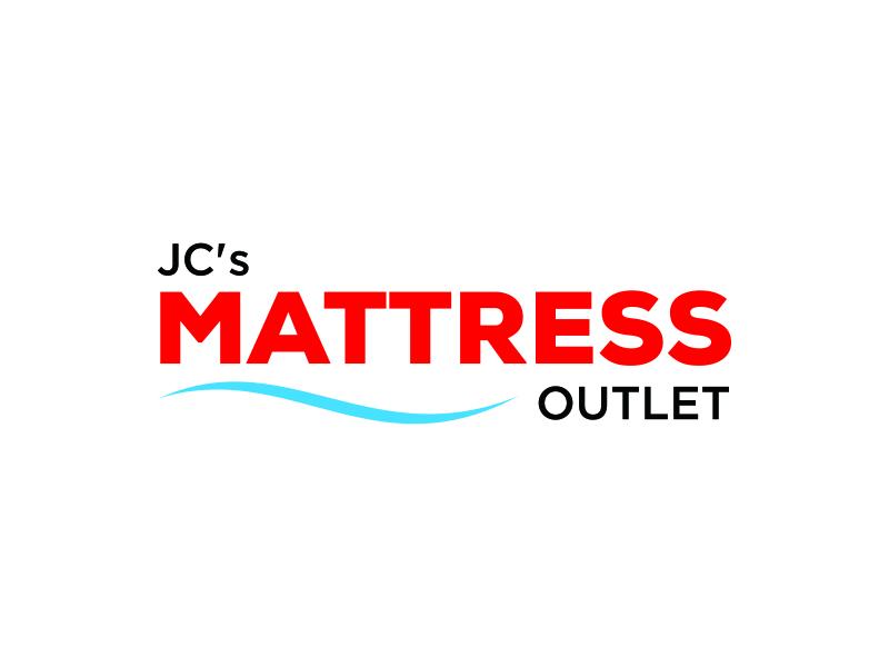 JC's Mattress Outlet Logo Design