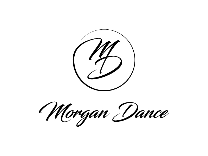 Morgan Dance Logo Design
