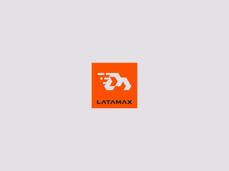 Latamax Logo Design