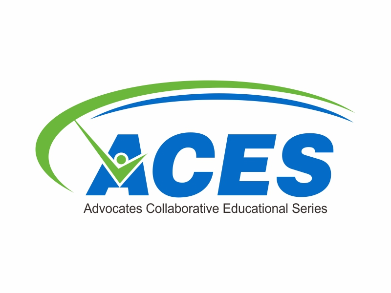 ACES (Advocates Collaborative Educational Series) Logo Design