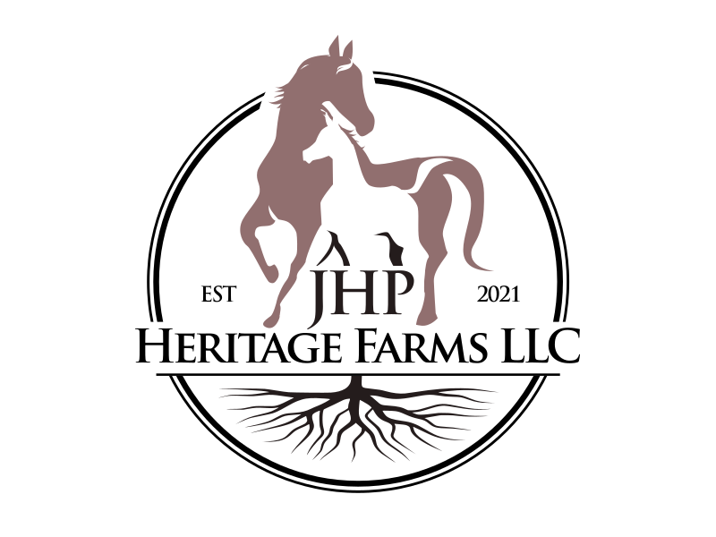 JHP Heritage Farms LLC Logo Design