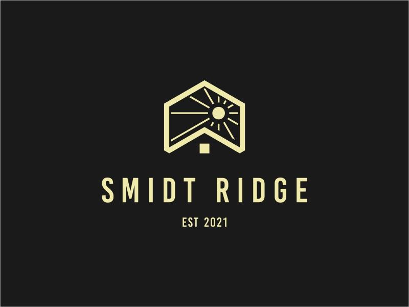 Smidt Ridge Logo Design