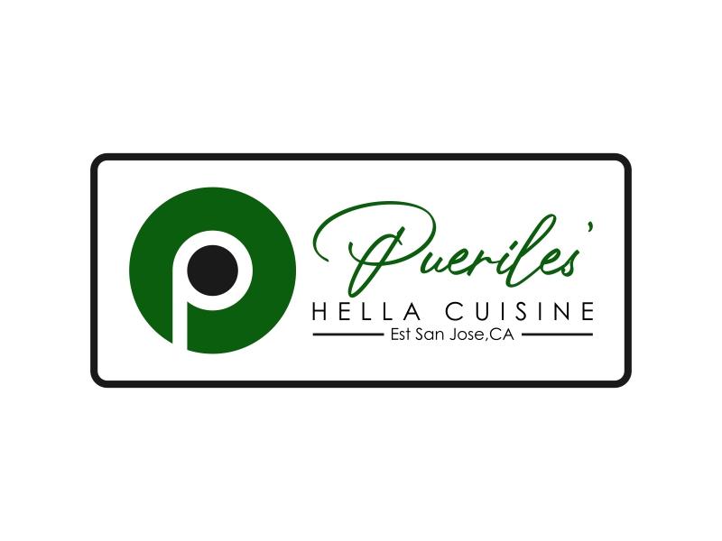 Pueriles' Logo Design