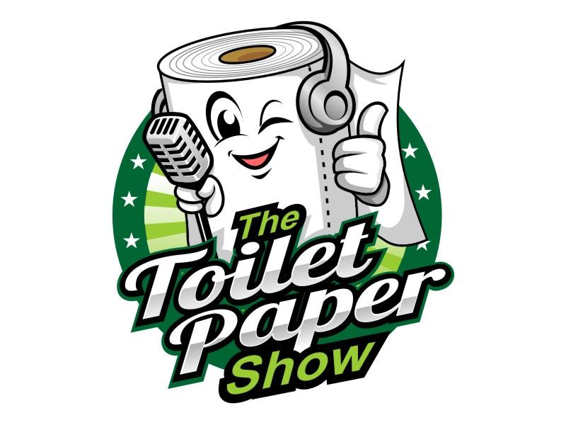 The Toilet Paper Show Logo Design