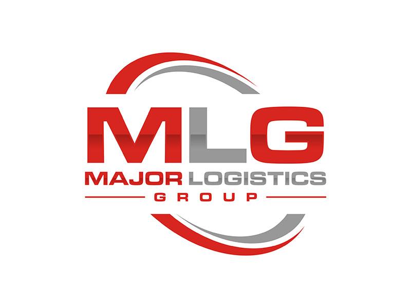 Major logistics group Logo Design
