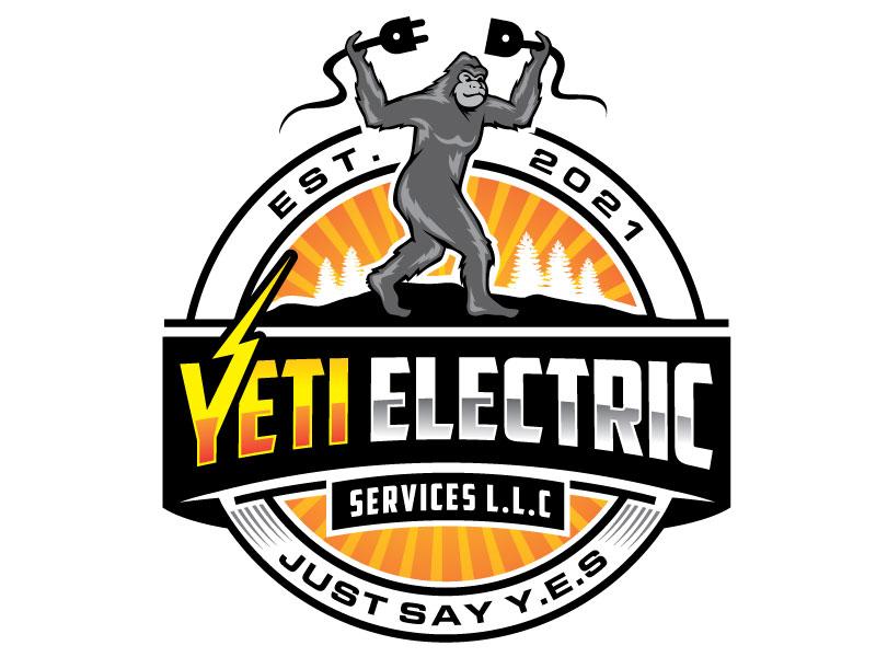 Yeti Electric Services L.L.C Logo Design