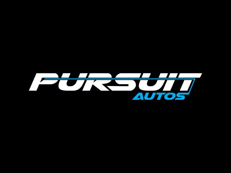 Pursuit Autos logo design by nona