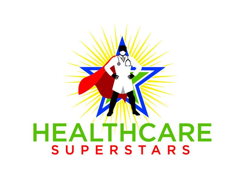 Healthcare Superstars logo design by maze