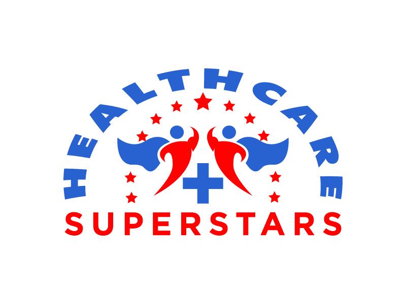 Healthcare Superstars logo design by pilKB
