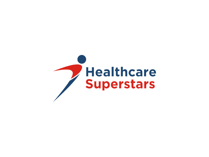 Healthcare Superstars logo design by Rizqy