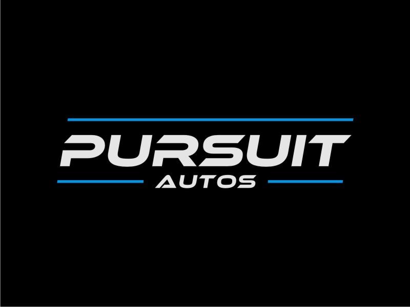 Pursuit Autos logo design by KQ5