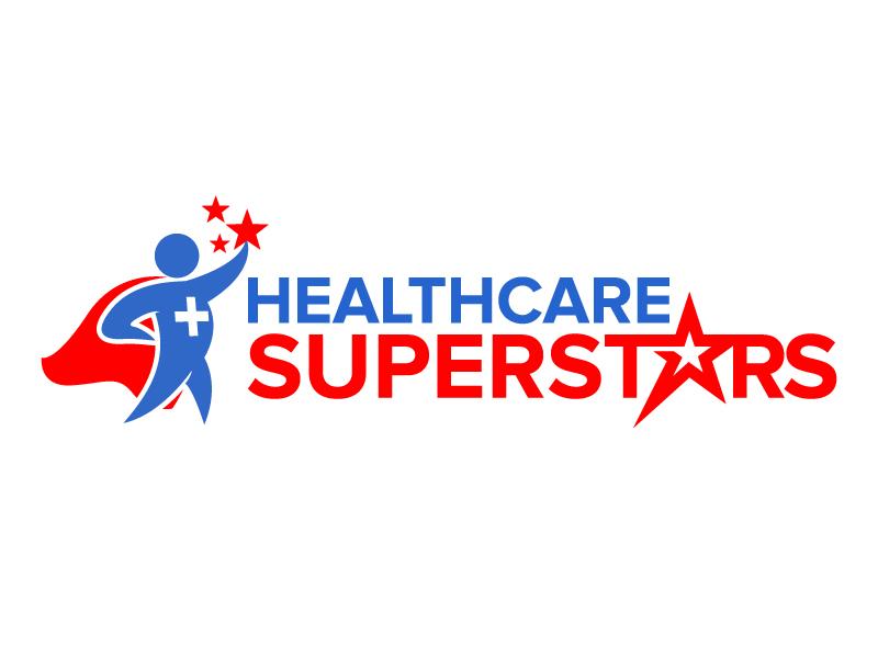 Healthcare Superstars logo design by jaize