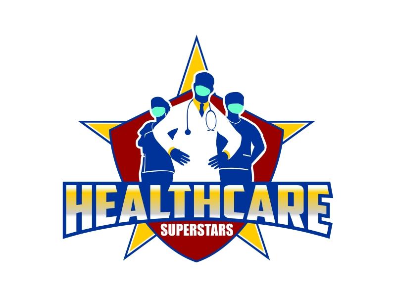 Healthcare Superstars logo design by Dhieko