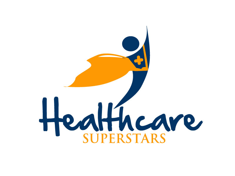 Healthcare Superstars logo design by ElonStark