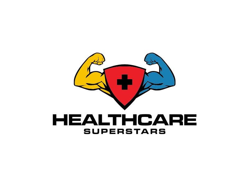 Healthcare Superstars logo design by ohtani15