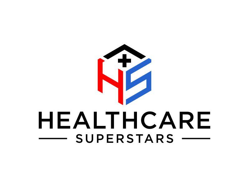 Healthcare Superstars logo design by Galfine