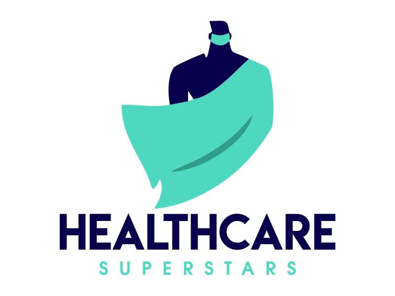 Healthcare Superstars logo design by JessicaLopes