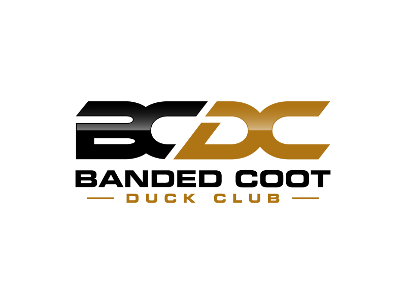Banded Coot Duck Club logo design by wongndeso