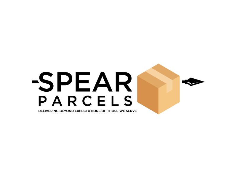 SPEAR PARCELS Logo Design