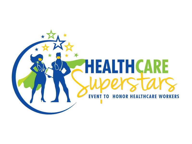 Healthcare Superstars Logo Design