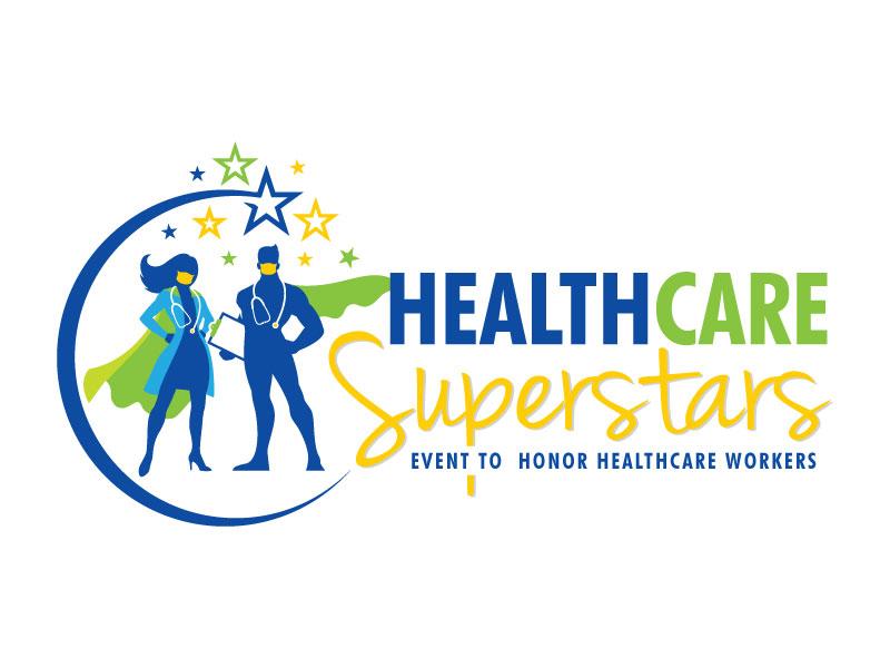 Healthcare Superstars logo design by Pompi Saha
