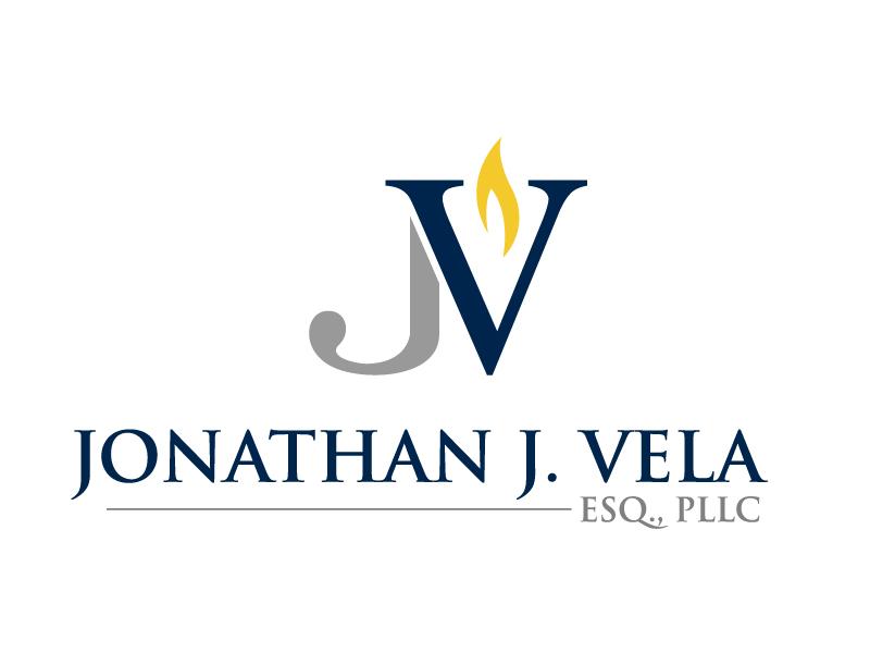 JONATHAN J. VELA, ESQ., PLLC logo design by jaize