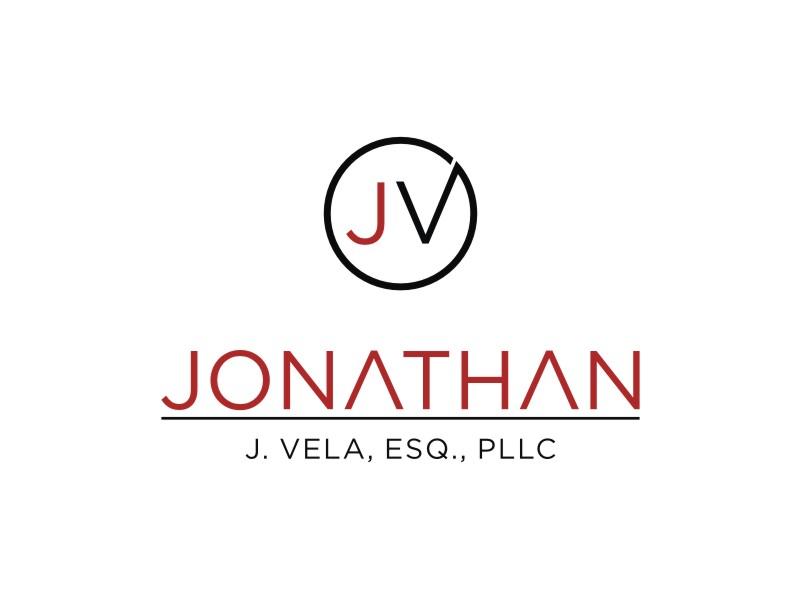 JONATHAN J. VELA, ESQ., PLLC logo design by KQ5