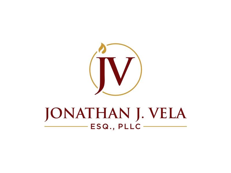 JONATHAN J. VELA, ESQ., PLLC logo design by GemahRipah
