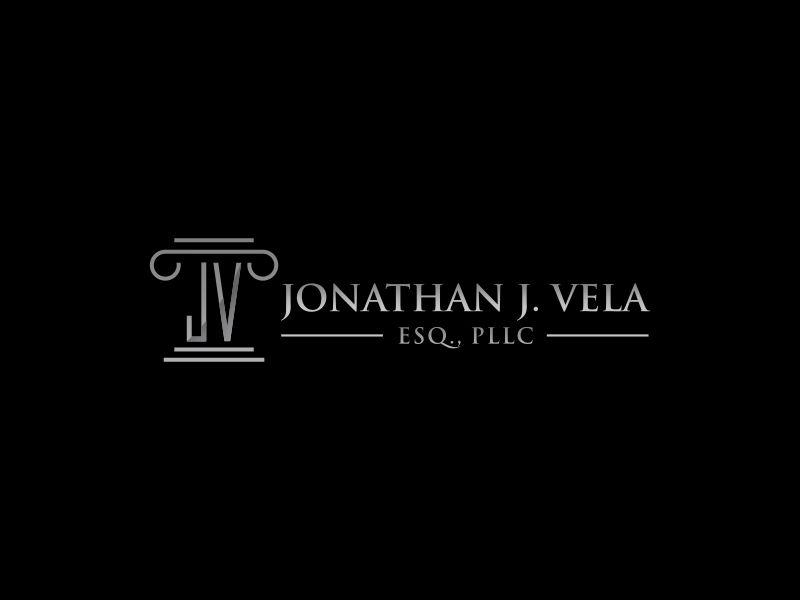 JONATHAN J. VELA, ESQ., PLLC logo design by zegeningen