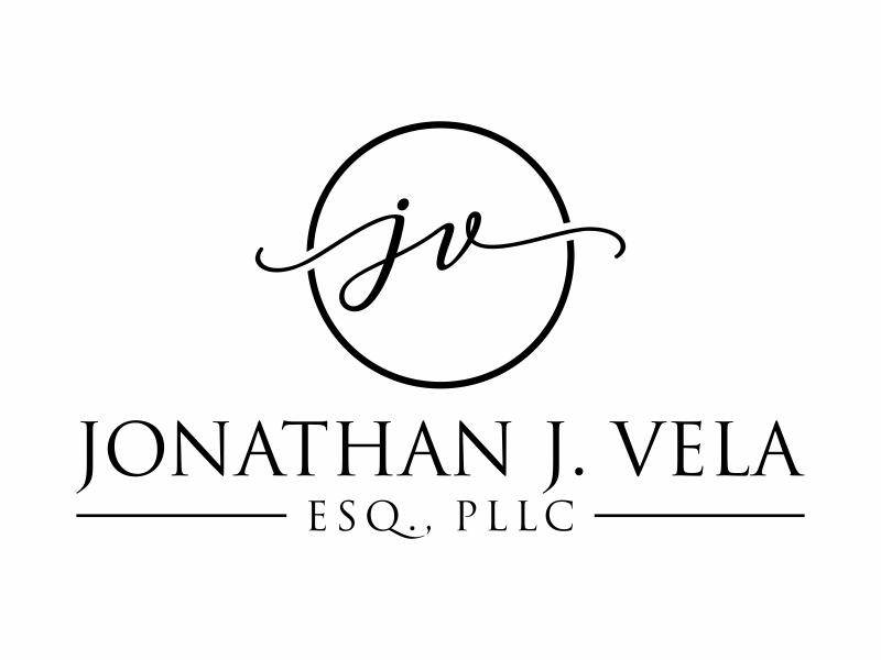 JONATHAN J. VELA, ESQ., PLLC logo design by puthreeone